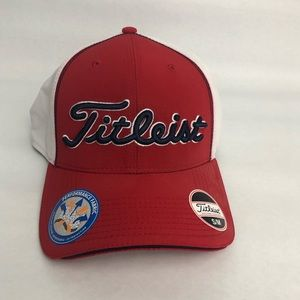 Men's Titleist Stretch Tech Fitted Golf Hat